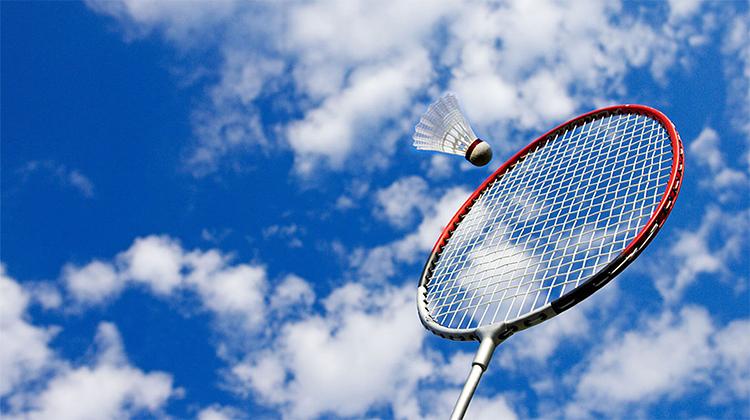 公司常规活力活动——羽毛球