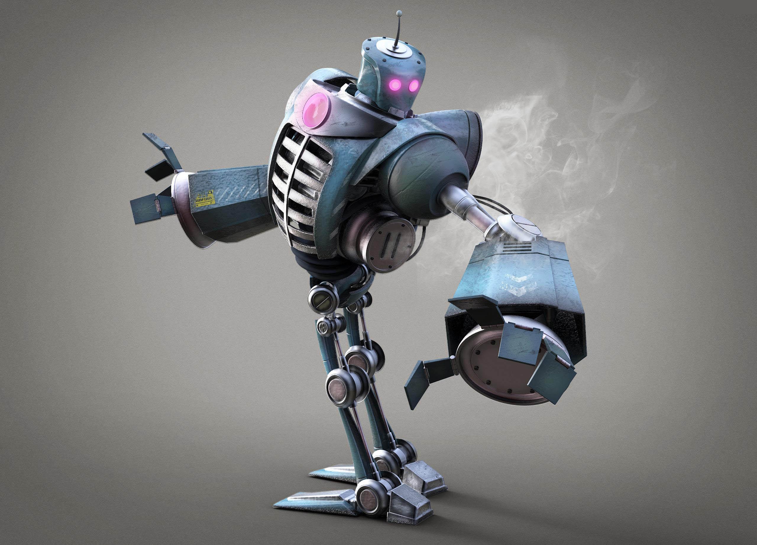 机械怪兽1