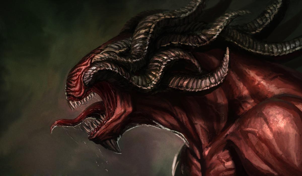 兽类怪兽5